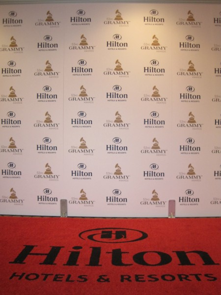 Hilton Rug Red Carpet Systems