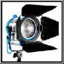 Arri Fresnel Light Kit - Red Carpet Systems