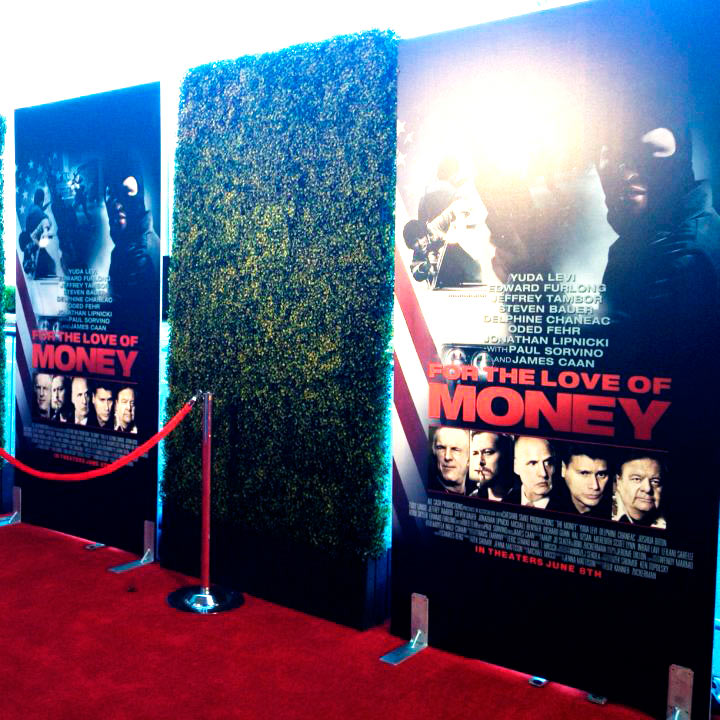 Event Signage Poster Display Stands For Events Movie Premieres Gorgeous Poster Display Stands Rental