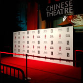 Step and Repeat Red Carpet Backdrop