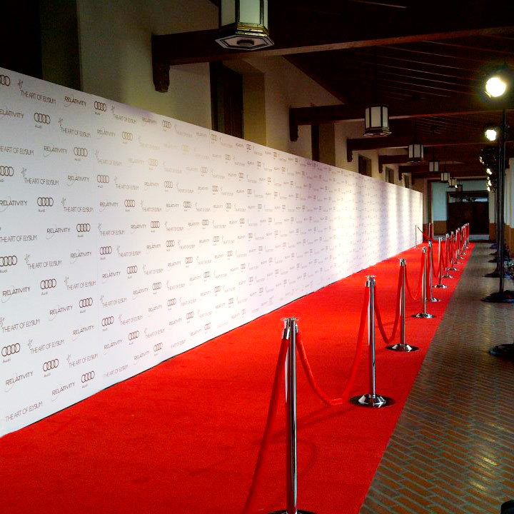 Step And Repeat Backdrop Vinyl Banner Photo Backdrop - red carpet wall design