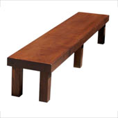 Event Furniture - Wood Bench - Redcarpetsystems.com