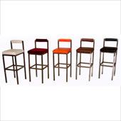 Event Furniture - Bar Stools - Brushed Metal Base - Redcarpetsystems.com