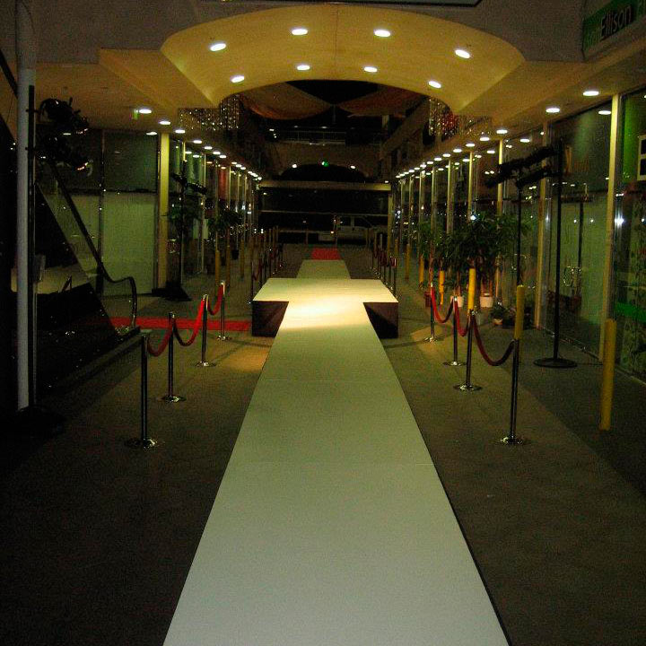 Runway Rental For Fashion Shows New York Los Angeles