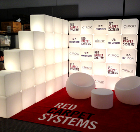 Custom Booth Production