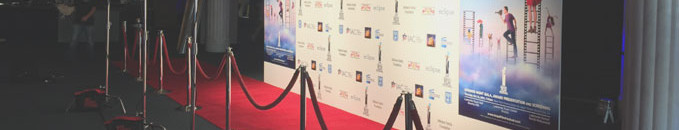 It's time to Book your Red Carpets for Summer Movie Premieres