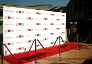 8x15 Step and Repeat Backdrop | Custom Banner Printing by Red ...