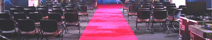 Using A Red Carpet For An Event, Party Or Wedding