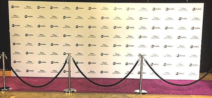 DIY Step and Repeat: How to Make a Step and Repeat Banner