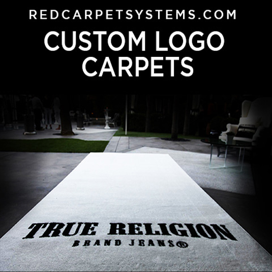 Custom Event Red Carpet Runner