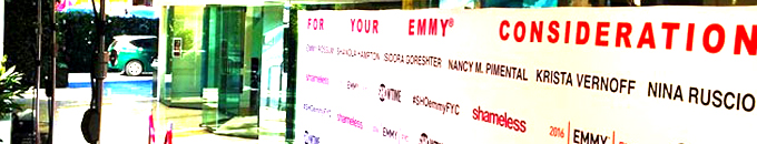 Event Production Services for Emmy Parties