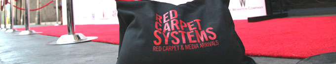 Red Carpet for Party