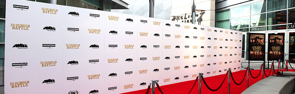 Make Your Events Stand Out With Our Custom Step And Repeat Banners