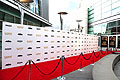 3D Step and Repeat Backdrop - Redcarpetsystems.com