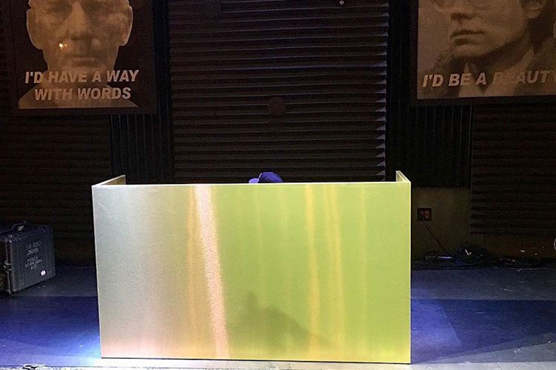 DJ Booth Rental in Los Angeles, New York, Nationwide