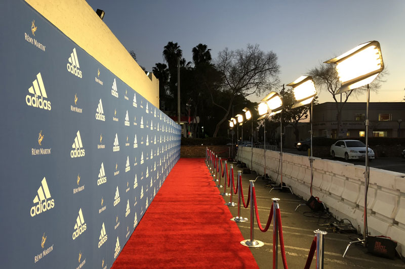 Event Lighting Rental For Los Angeles Amp Nationwide Events