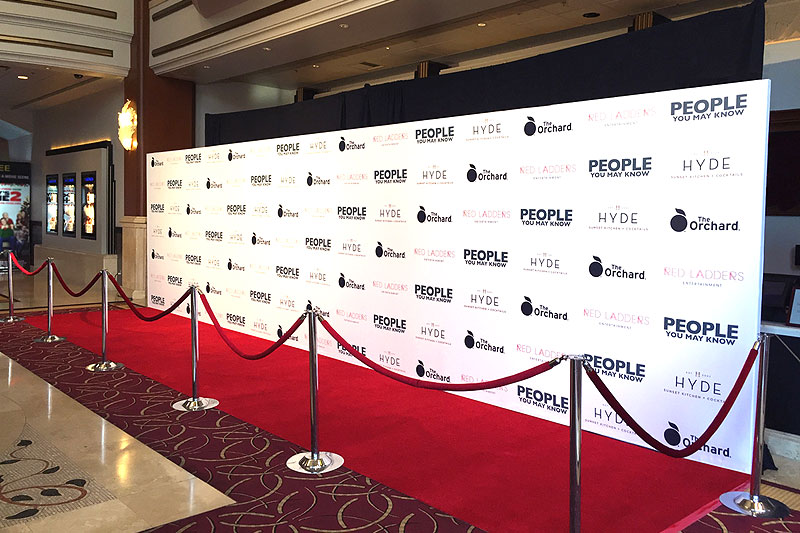Step And Repeat Backdrop Vinyl Banner Photo Backdrop