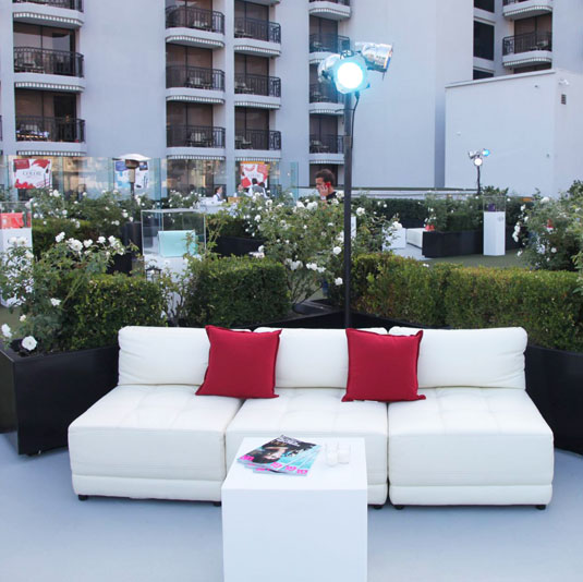 Event Furniture Rental for Red Carpets, Parties in Los ...